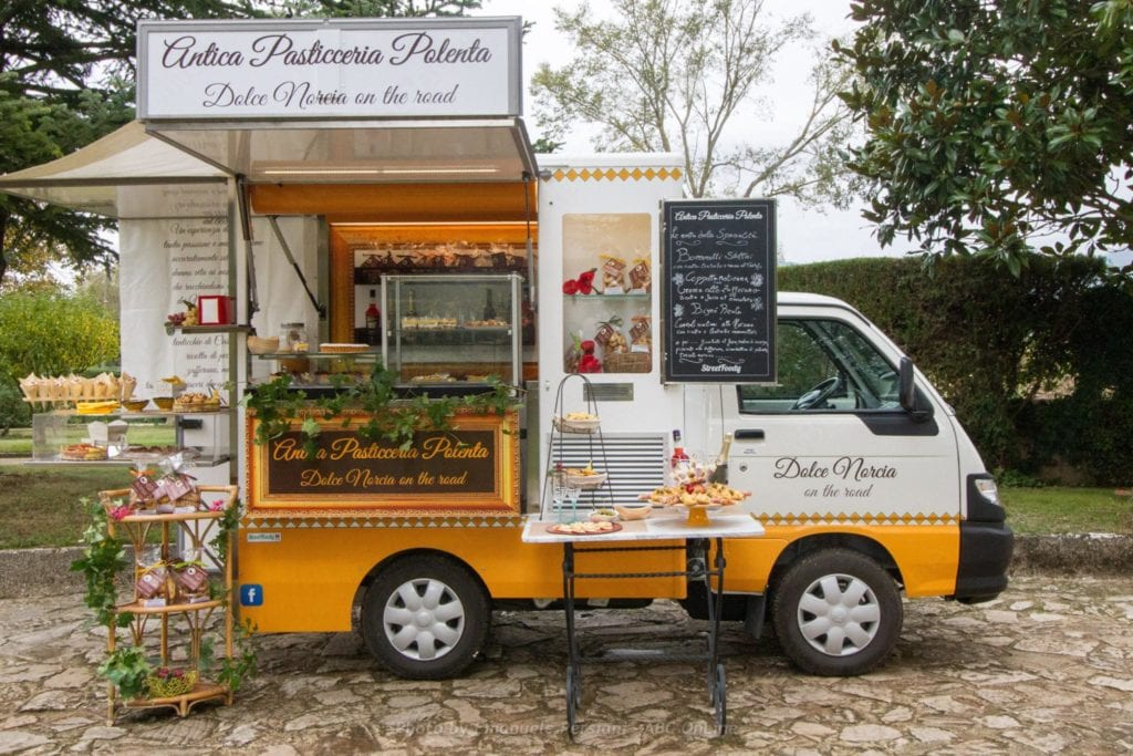 Catering Street Food a Spoleto